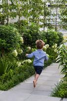 Kids love circuits to run & scooter around in the garden