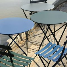 French bistro furniture