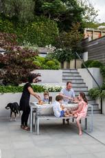 Lunch & BBQs in the garden