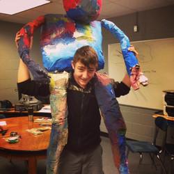 Giant Collaborative Creature!