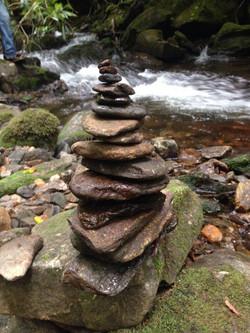 Rock Carins