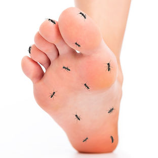 This is what peripheral neuropathy feels like