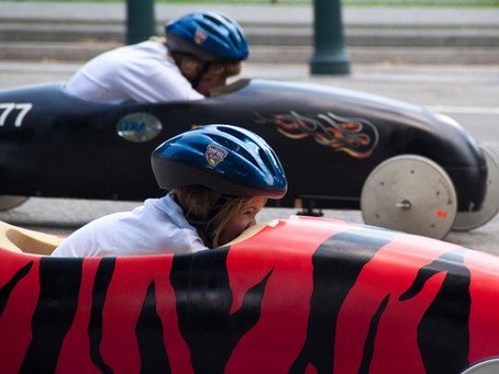 Tips for Building a Better Soap Box Derby Car—and Racing It