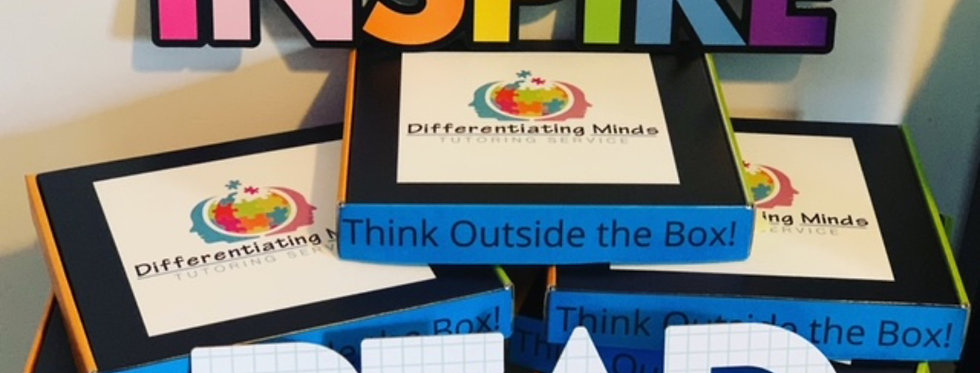 Think Outside the Box Book Club-April