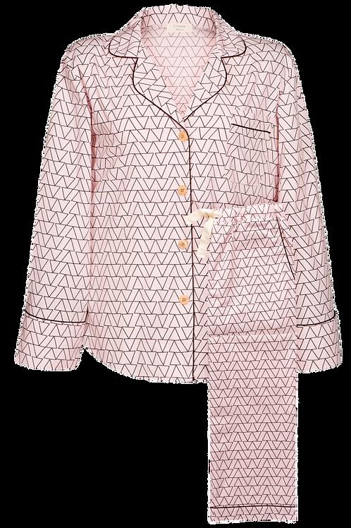 Triangles Pyjama Set
