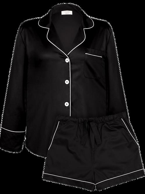 Black is The New Pink Pyjama Set