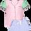 Thumbnail: Gingham Pyjama Set