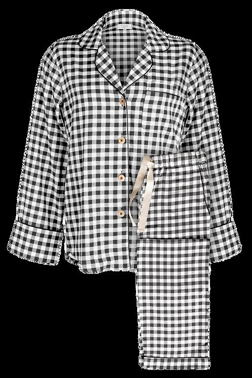 Winter Gingham Pyjama Set