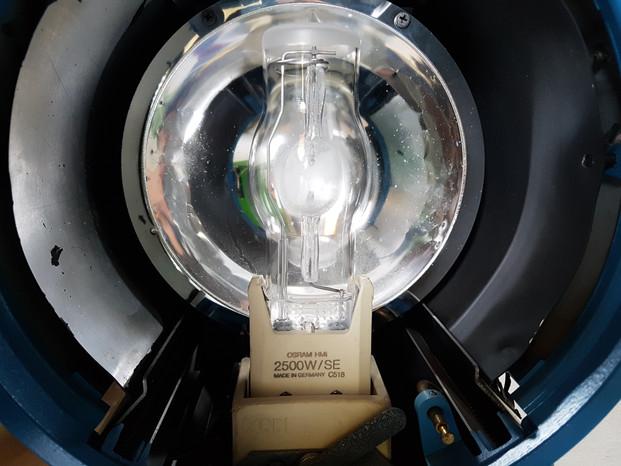 Exformat Movie light