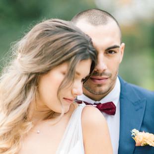 Photo de couple Mariage au Chateau de Moulinsard