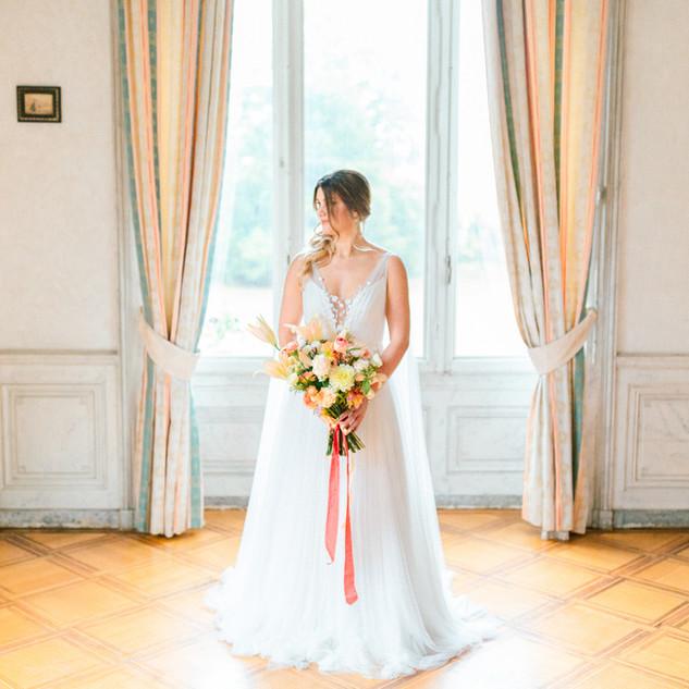 Mariage au Chateau de Moulinsard