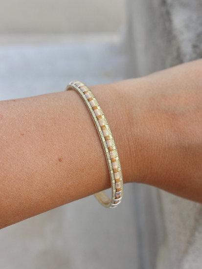 Fin Woven Bracelet (Natural)