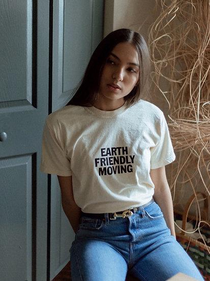 'Earth Friendly Moving' T Shirt