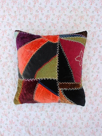 'Careful' Pillow No. 6