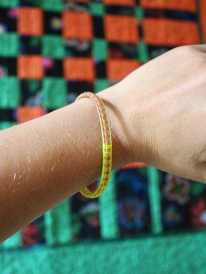 Mini Woven Bracelet, Size 1