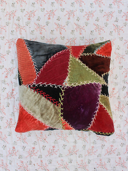 'Careful' Pillow No. 3