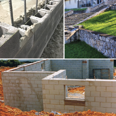 Structural Engineering Retaining Walls