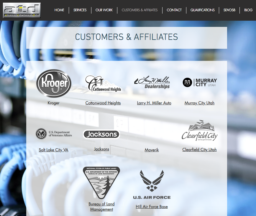 Customers and Affiliates of ATDNetworking