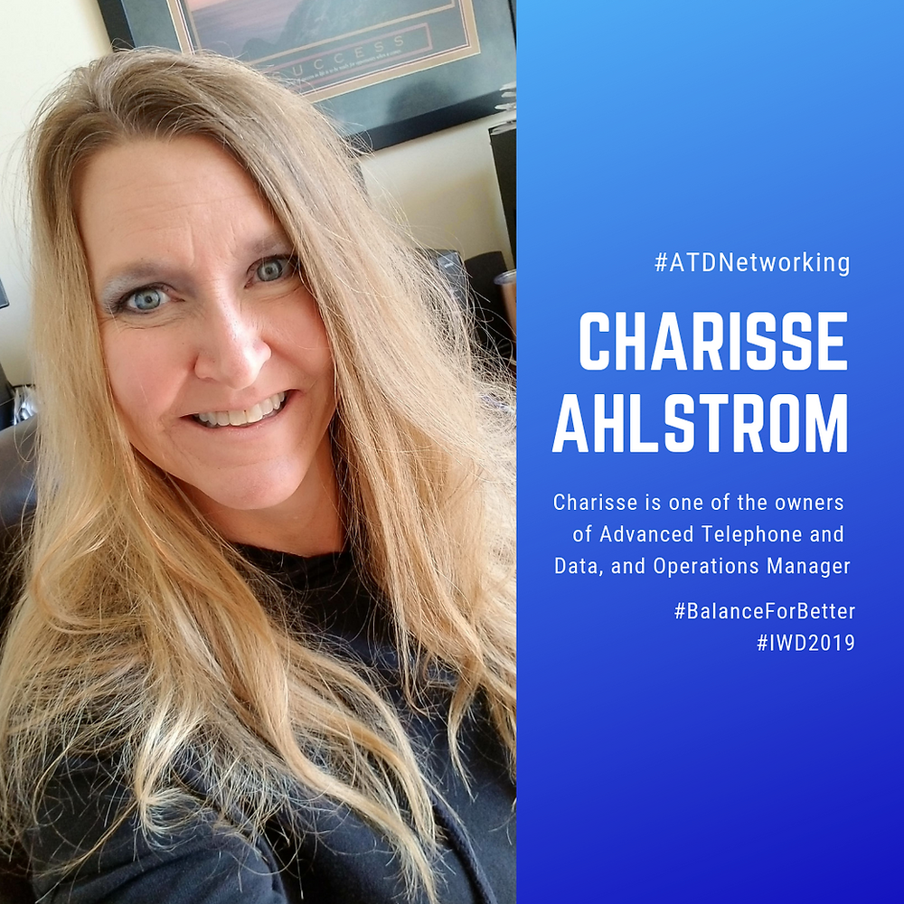 Charisse Ahlstrom
