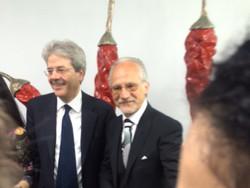 Con Paolo Gentiloni
