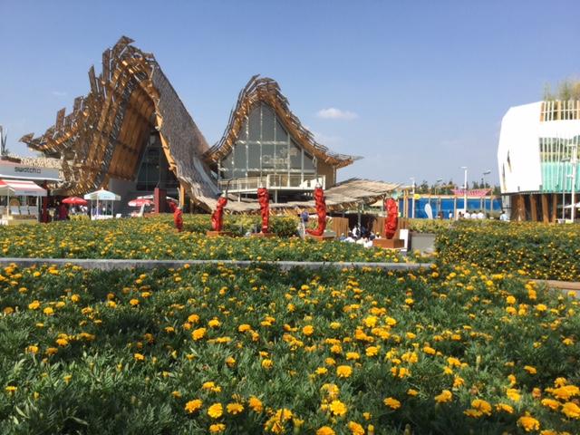 Padiglione Cinese Expo 2015 Milano.