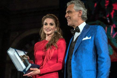 La Principessa Rania di Giordania