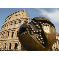 Melagrana al Colosseo