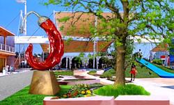Padiglione KIP dell'ONU, Expo 2015.