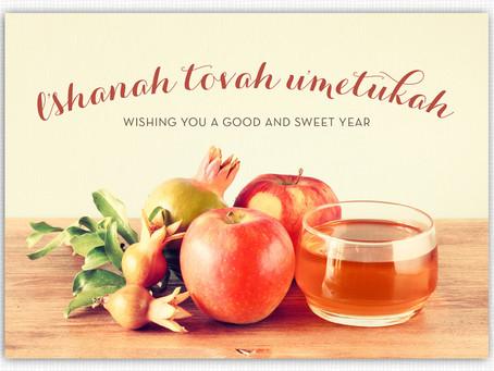 Episode #54 - Happy Jew Year!