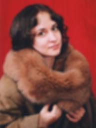Лисий воротник к зимнему пальто