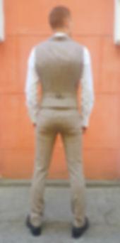Пошив мужских брюк и жилетов на заказ в