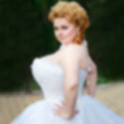 Свадебный корсет на крупную фигуру с бол