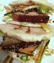 Soy and Honey Pork Bao Buns