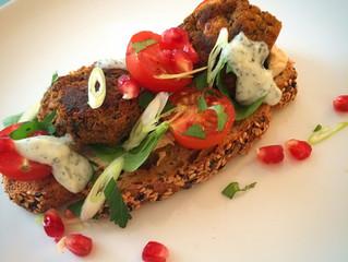 Lunchtime Falafels