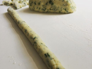 Leftover potato = Gnocchi
