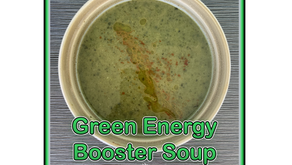 Green Energy Booster Soup