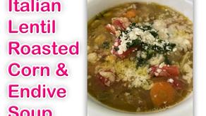 The Best Italian Lentil Soup Ever