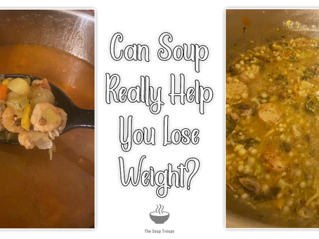 Can Soup Really Help You Lose Weight?