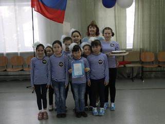 День защитника отечества в детском доме