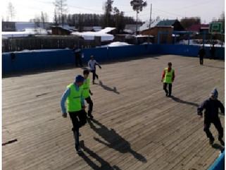 Первенство по футболу среди команд детского дома в рамках молодежного форума «Весна-2017» «Молодость