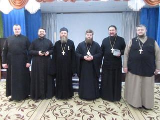 Празднование Собора Архистратига Михаила и  всех Небесных сил Бесплотных.