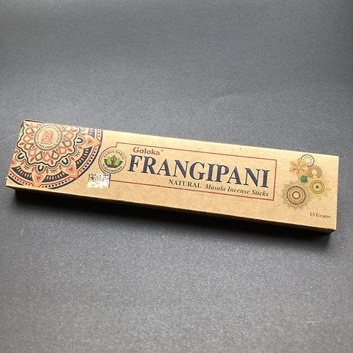 Frangipani wierookstokjes
