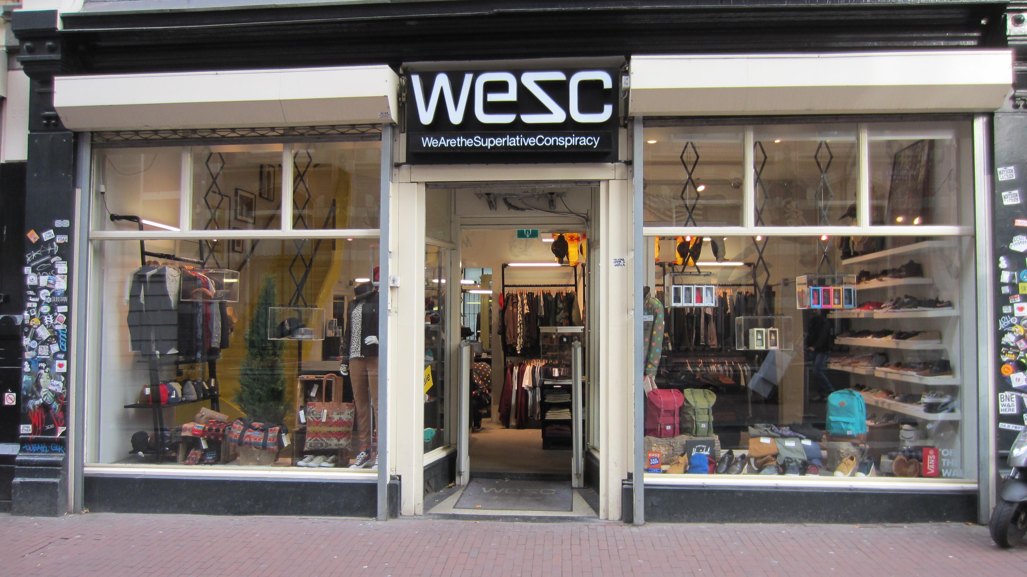 WeSC Amsterdam
