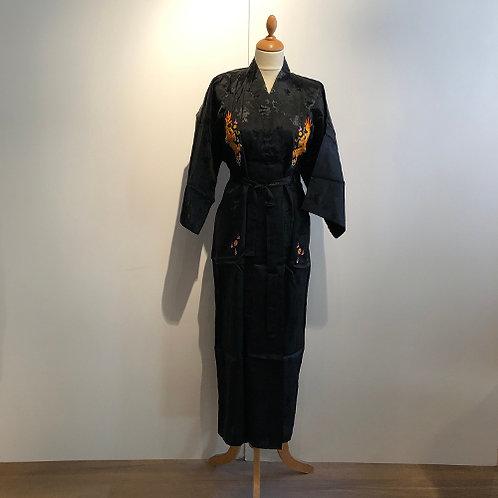 Kimono met hand geborduurde Draak