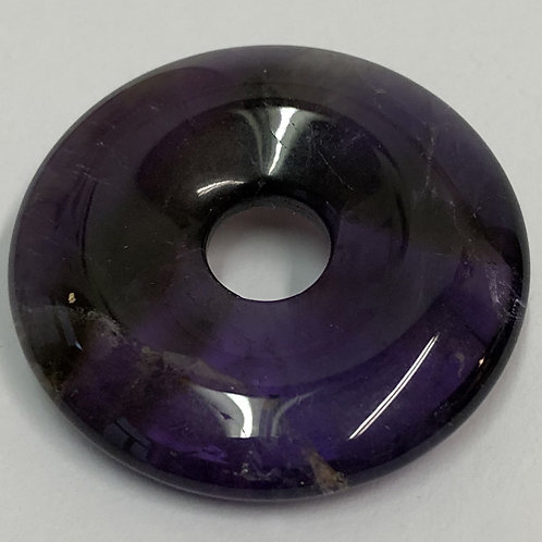 amethist donut donker paars purple