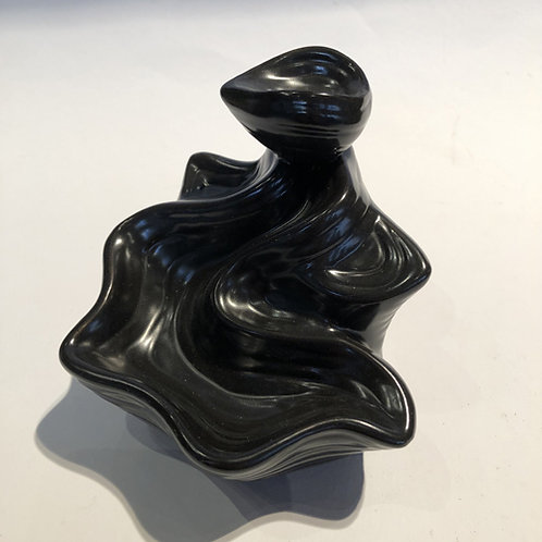 wierook brander back flow waterval zwart