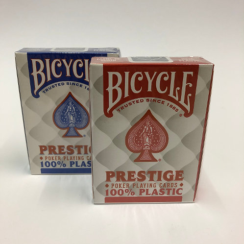 plastic poker kaarten speel bicycle 100%