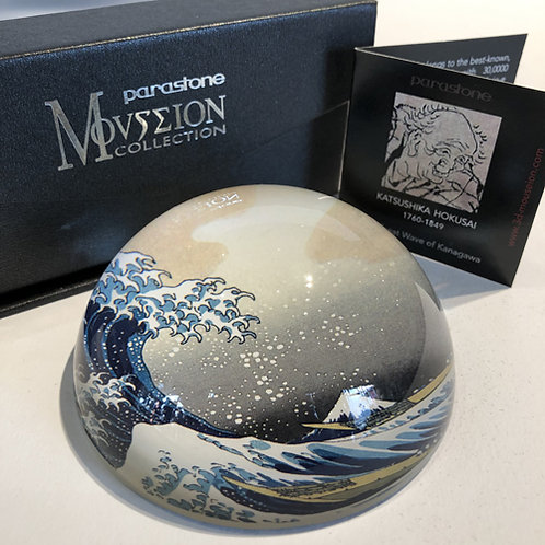 """Paper weight """"The great Wave"""" Hokusai"""