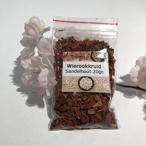 Wierookkruid - Sandelhout