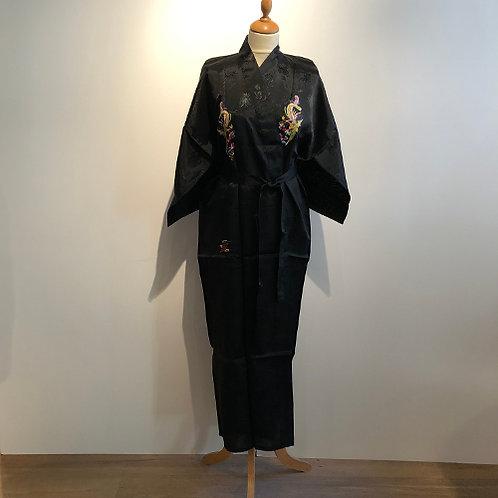 Kimono met hand geborduurde Phoenix